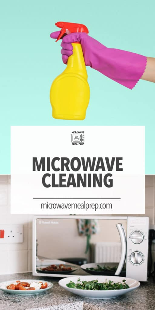 Quick and easy microwave cleaning tips