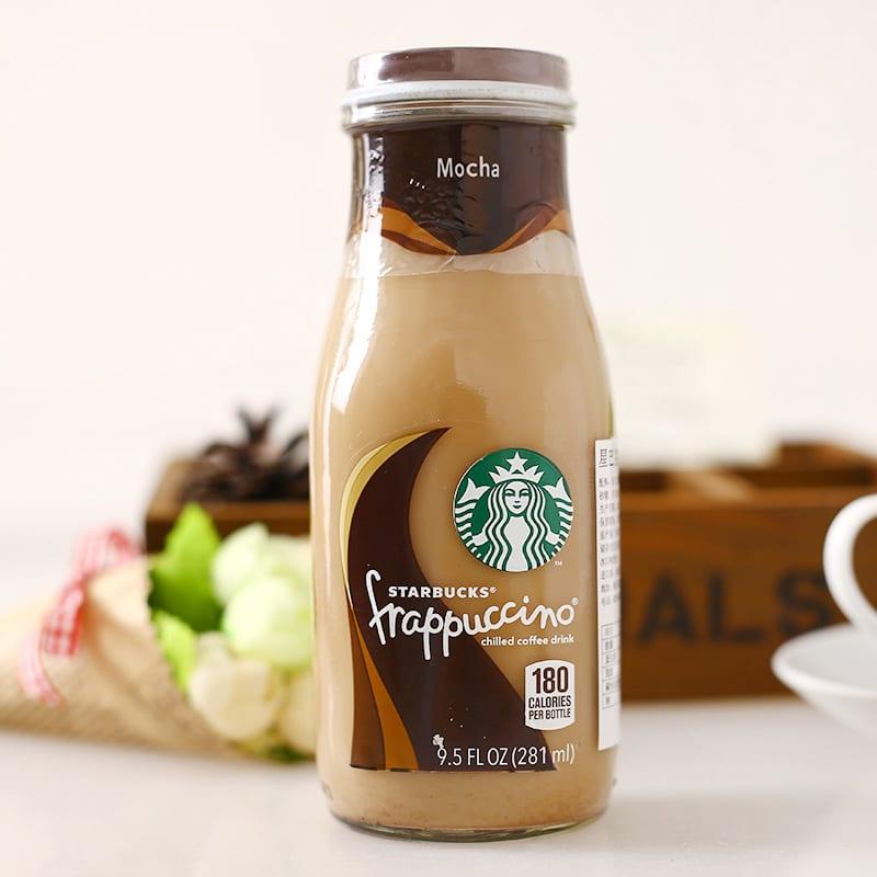 Are Starbucks glass bottles microwave safe?
