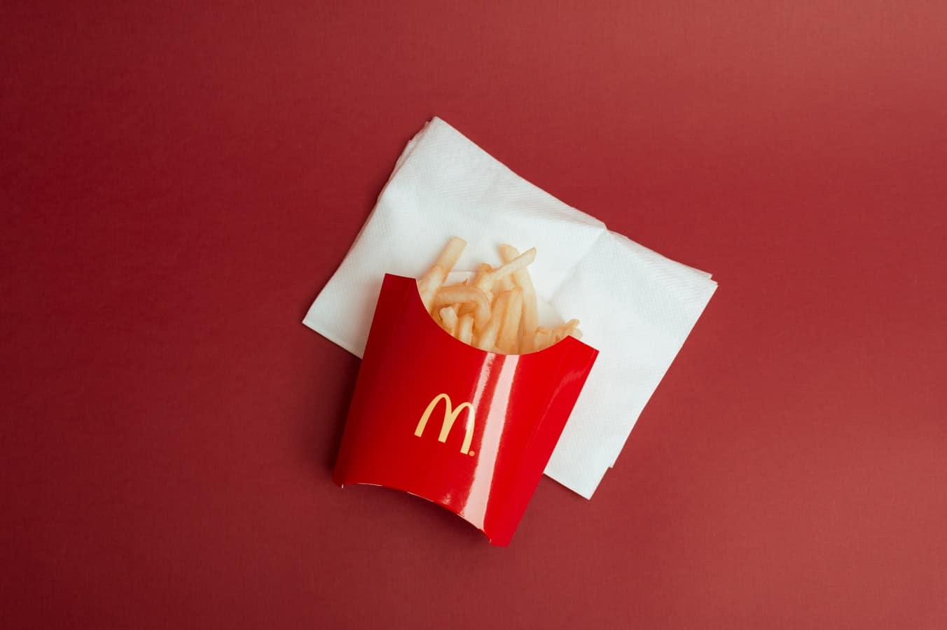 How to microwave McDonald's fries