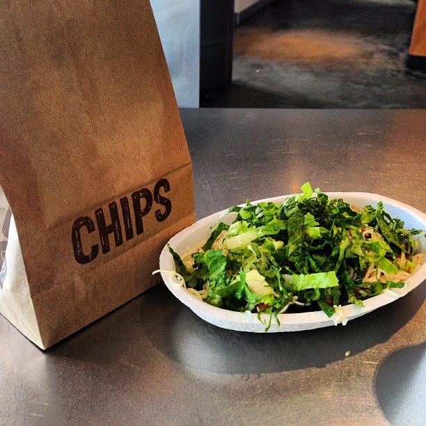 Can you microwave a Chipotle bowl?