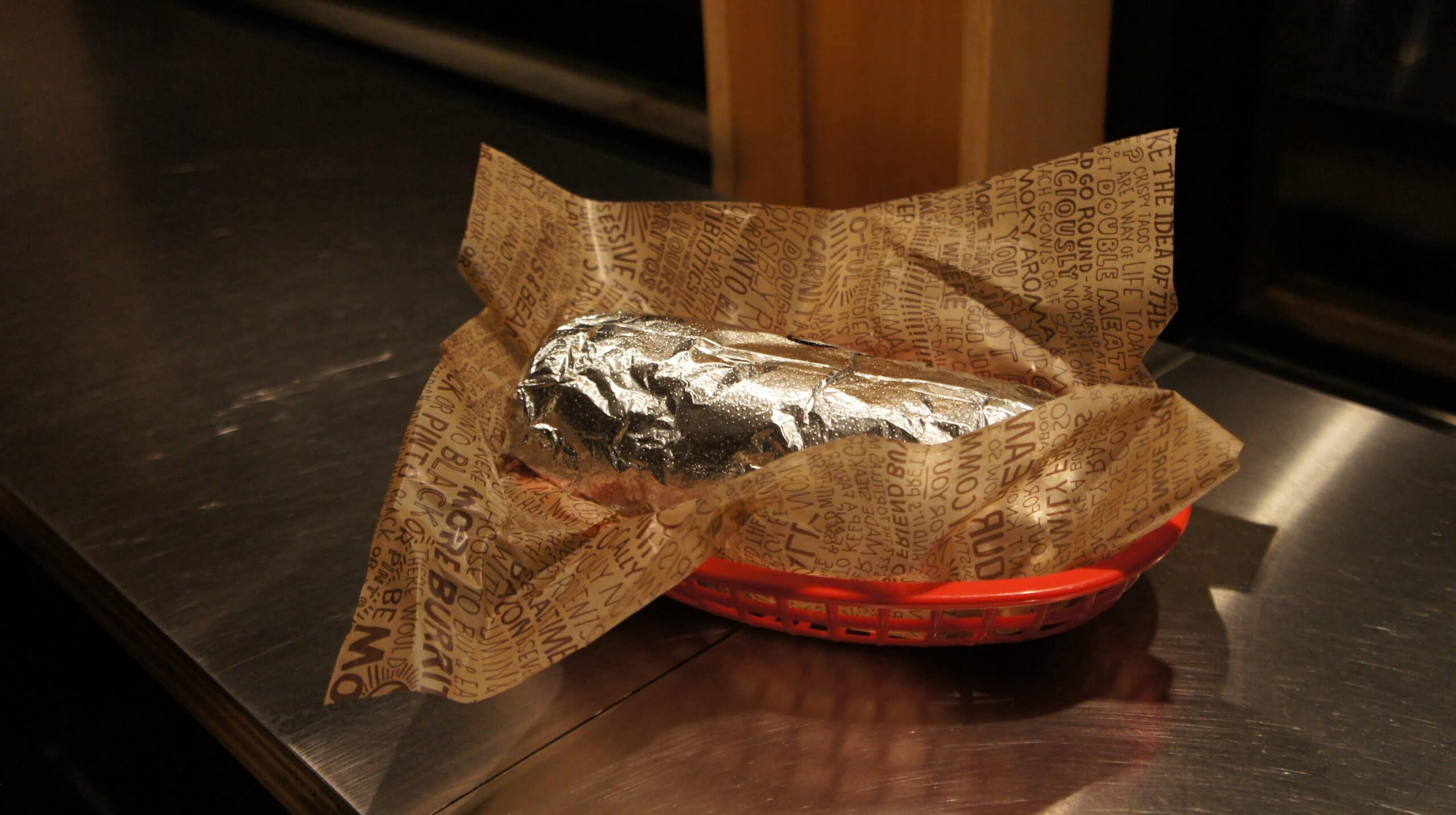 Can You Microwave Chipotle Burrito?