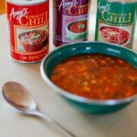 Best way to cook canned food in microwave