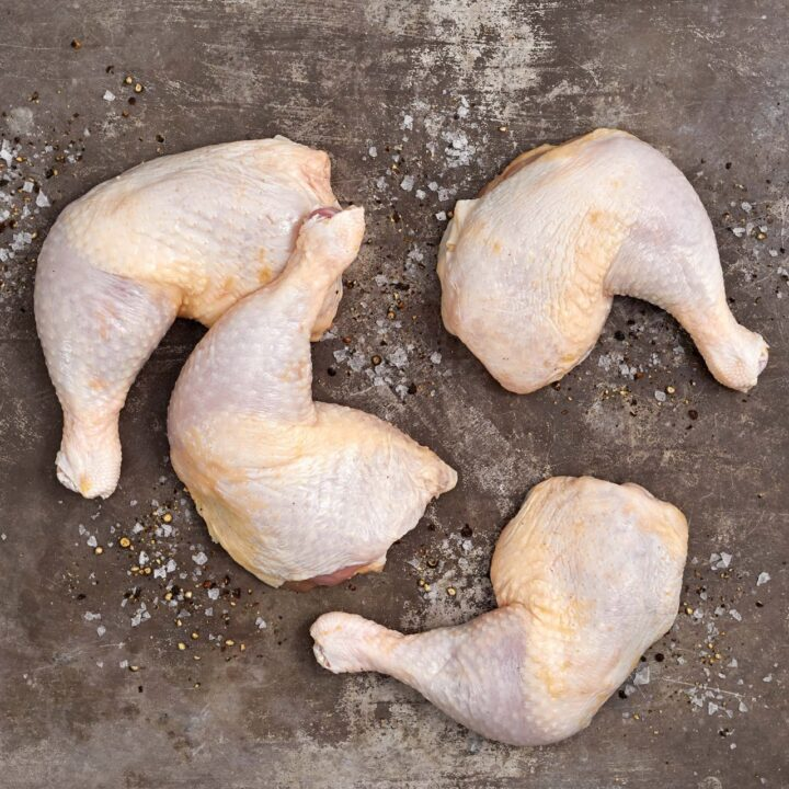 How to Defrost Chicken Leg in Microwave