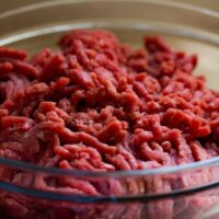 Best way to defrost ground beef in microwave