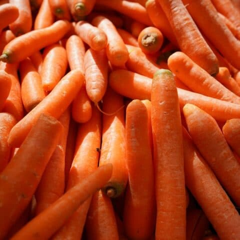 How to Microwave Carrots
