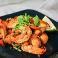 Best way to reheat shrimp in microwave