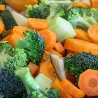 Best way to microwave vegetables