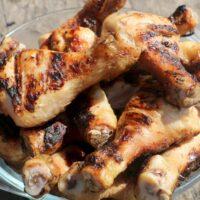 Best way to reheat chicken leg in microwave