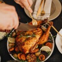 Best way to microwave Costco rotisserie chicken