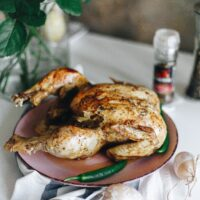 Best way to microwave Whole Foods rotisserie chicken