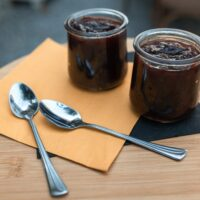 Best way to microwave canned cranberry sauce