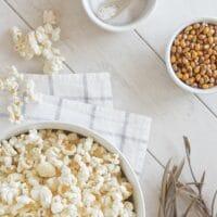 Best way to microwave popcorn