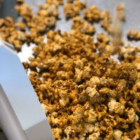 Best way to microwave popcorn without burning