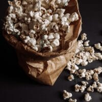 Best way to microwave popcorn without oil
