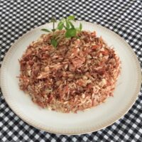 Best way to microwave Trader Joes brown rice