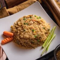 Best way to microwave Trader Joes fried rice