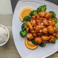 Best way to microwave Trader Joes orange chicken