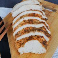 Best way to reheat sliced turkey in microwave