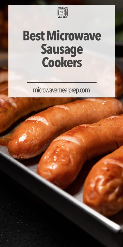 Best microwave sausage cookers