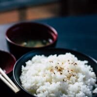 Best way to cook rice in microwave rice cooker