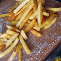 Best way to reheat fries in microwave