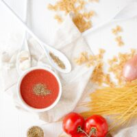 Best way to reheat pasta sauce in microwave