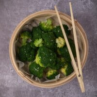 Best way to steam broccoli in microwave