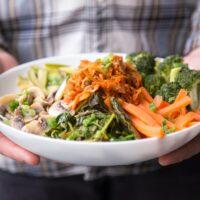 Best way to steam vegetables in microwave