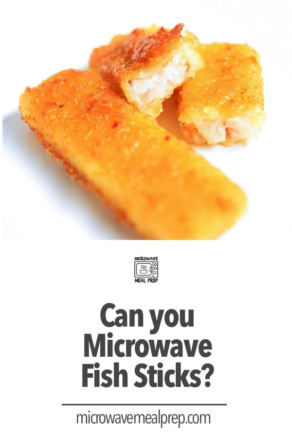 How to microwave fish sticks