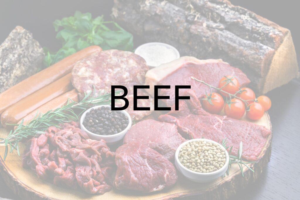 Microwaving Beef