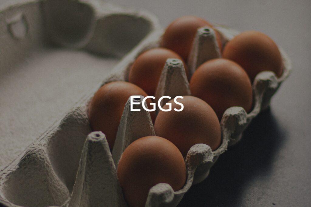 Microwaving eggs