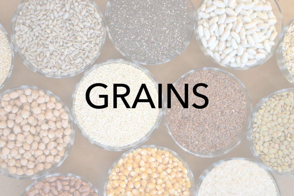 Microwaving Grains
