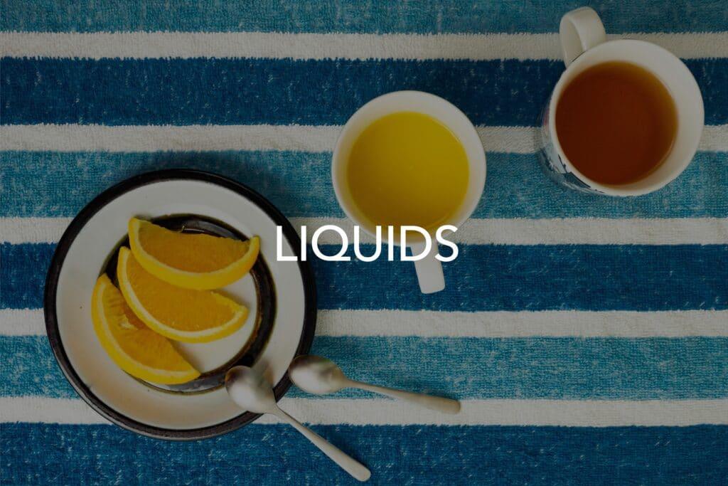Microwaving liquids