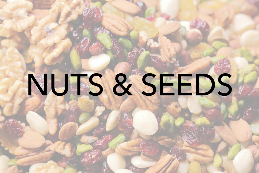 Microwaving Nuts and Seeds